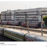 № 5802266: Стоянка поездов
